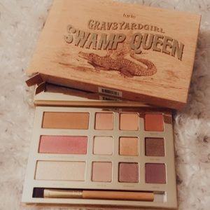 TARTE Swamp Queen Eye & Cheek Palette With Brush
